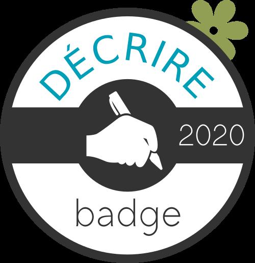 badge Décrire