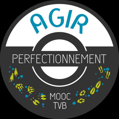 badge agir N2
