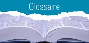Se rendre sur le glossaire